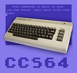 CCS64 Emulatore Commodore 64