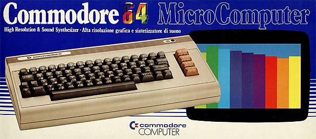 Commodore 64 scatolo