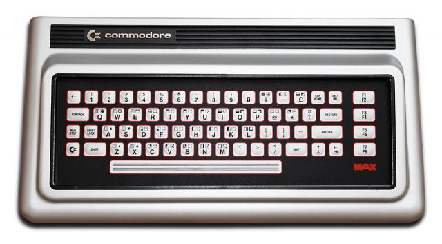 Commodore-Max-Machine