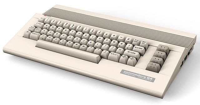 Commodore-64C