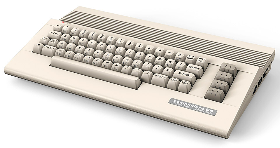 Commodore-64-C