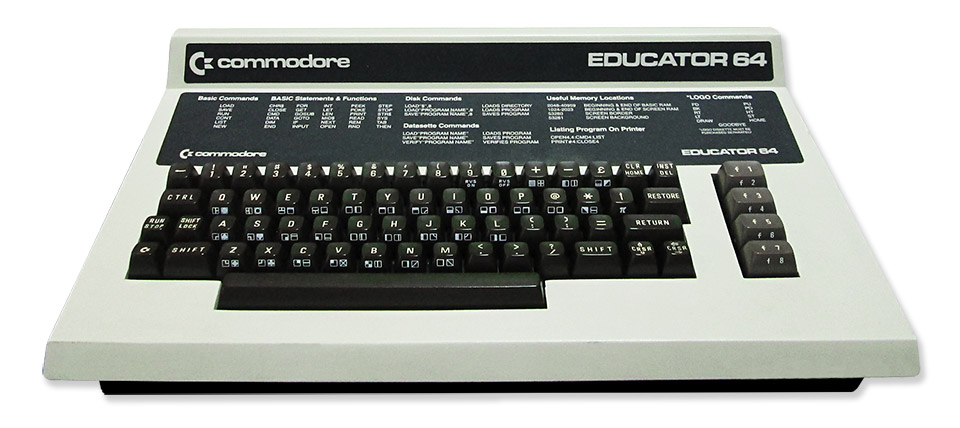 Commodore-64-Educator