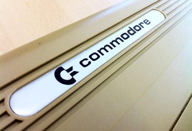 Commodore 64 Silver Label