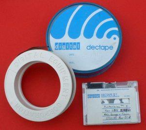 DEC tape