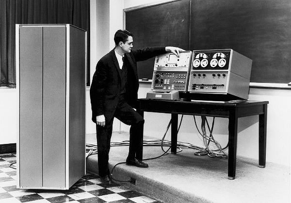Clark LINC computer