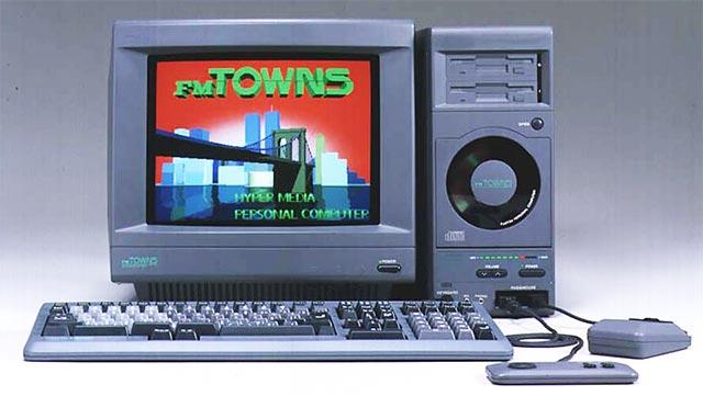 Fujitsu FM-Towns