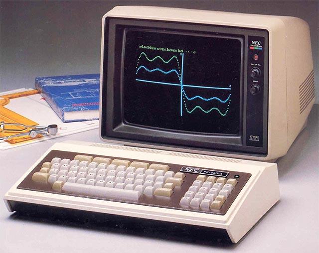 NEC PC8001