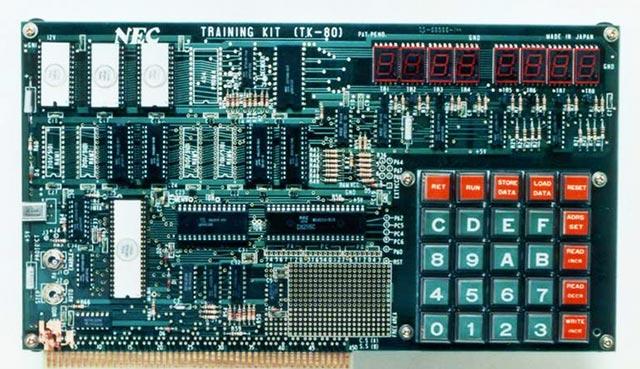 NEC TK-80