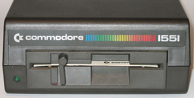Commodore Floppy 1551