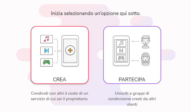 together price crea gruppo Netflix