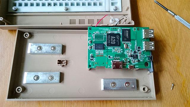 C64-mini-hardware-SoC-AllwinnerA20