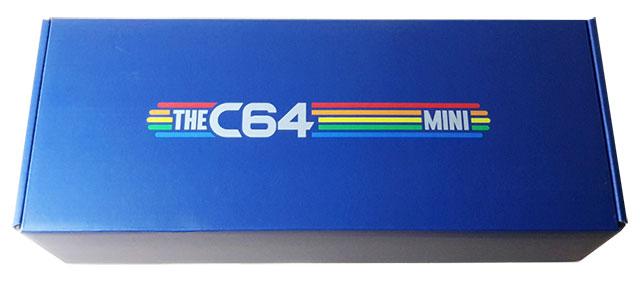 TheC64 Mini confezione