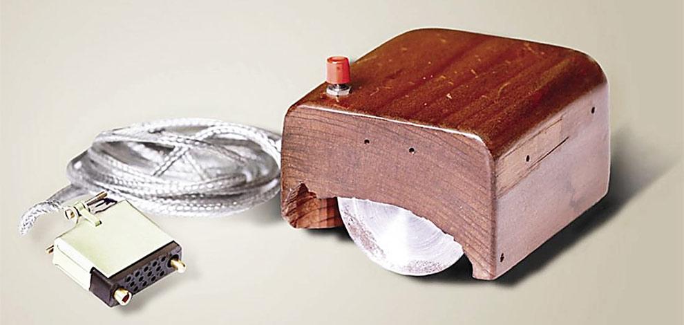 Prototipo del mouse 1964