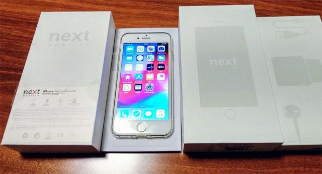 iphone ricondizionato next mobiles