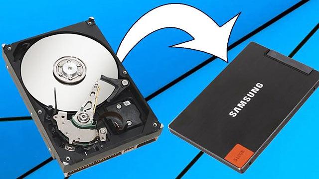 SSD clone