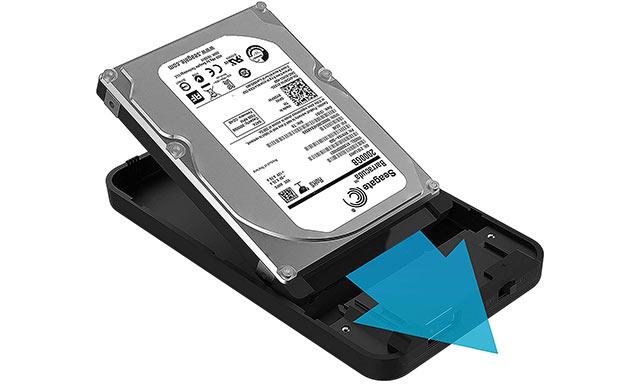 box esterno SSD usb